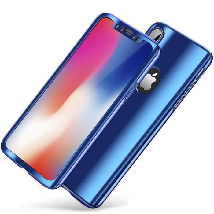 coque iphone xs crystal bumper antichoc coque sil