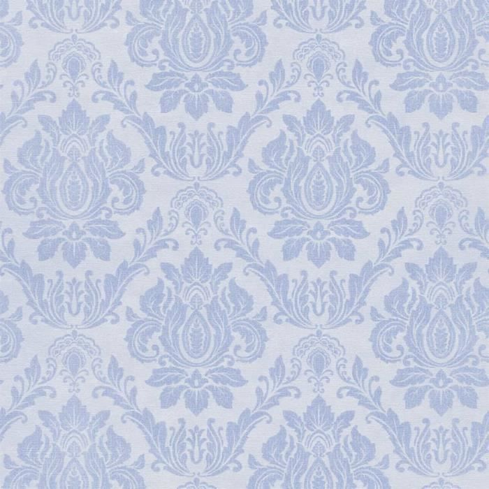 Dutch Wallcoverings Papier Peint Baroque Bleu 02508 40 Achat