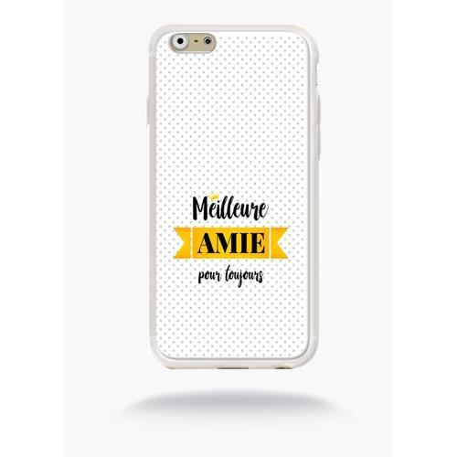 coque pour smartphone silicone blanc apple iph
