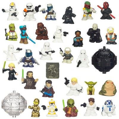 Figurine star wars fighter pods sachet myst re achat - Personnage de starwars ...