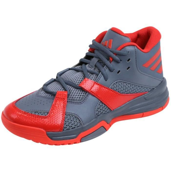 Step Pas Basketball Gri Chaussures Prix Cher First Homme Adidas bfgy76