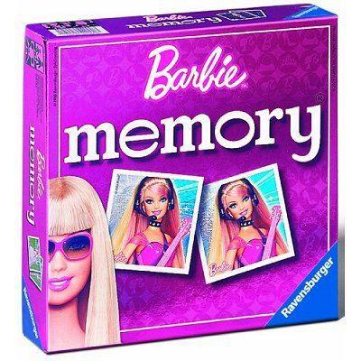 MÉMORY Memory - Barbie