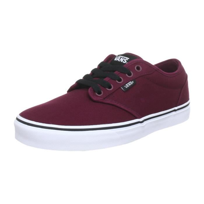 CHAUSSURES ATWOOD OXBLOOD - Vans