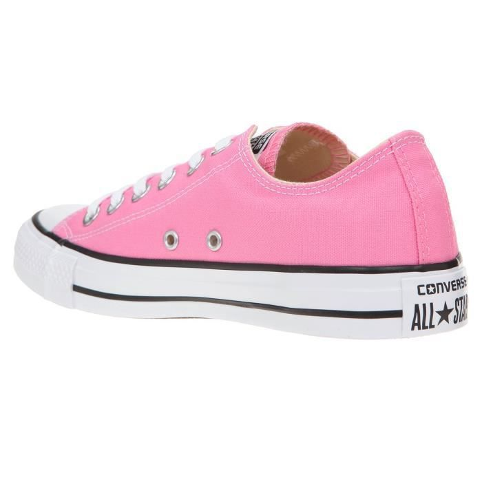 CONVERSE Baskets Basses All Star Chaussures Femme odxUcKkRs