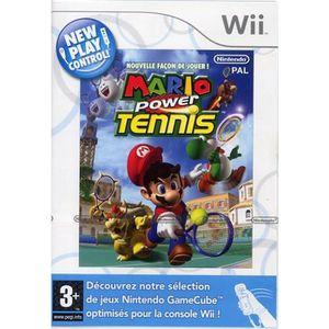 JEU WII MARIO POWER TENNIS / JEU CONSOLE NINTENDO Wii
