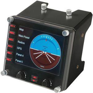 JOYSTICK SAITEK BY LOGITECH Pro Flight Instrument Panel