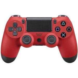 MANETTE JEUX VIDÉO Manette PS4 Dualchok 4 rouge