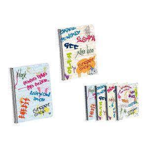 CARNET DE NOTES Unipapel A4+ Cahier 120 feuilles - 240 pages papie
