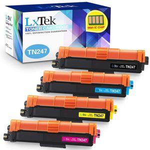 Bubprint T/óner 5 XL compatible con TN-243 TN-247 TN-247 Brother DCP-L 3550 CDW HL-L3210CW HL-L3230CDW HL-L 3270 MFC-L 3710 CW MFC-L3730CDN MFC-L 3770