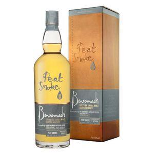WHISKY BOURBON SCOTCH Benromach - Peat Smoke - 2008 - Single Malt Whisky