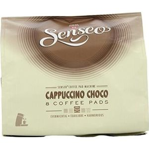 CAFÉ Senseo Pads Cappuccino Choco