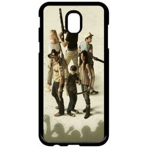 FOND DE STUDIO coque samsung galaxy j5 2017 j530 the walking dead