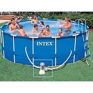 Piscine hauteur 1 m 22 achat vente piscine hauteur 1 m for Piscine carree intex