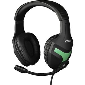 CASQUE AVEC MICROPHONE Casque Gaming Konix MS-400 pour Xbox One