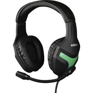 CASQUE AVEC MICROPHONE Casque Gaming Konix MS-400 pour Xbox One