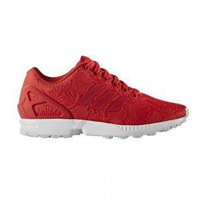 BASKET Chaussures ZX Flux Vivid Red W h16 - adidas Origin