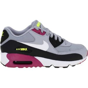 BASKET Baskets Nike Nike Air Max 90 Mesh (Gs) 833418-027
