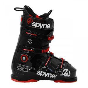 CHAUSSURES DE SKI Chaussure ski k2 Spyne 90 noir et rouge