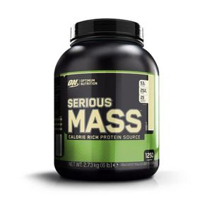 GAINER - PRISE DE MASSE OPTIMUM NUTRITION Pot Serious Mass Vanille - 2,72