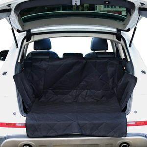 CORBEILLE - COUSSIN Housse de protection coffre de voiture couverture