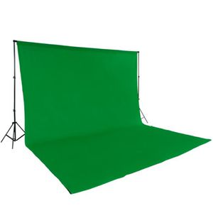 FOND DE STUDIO TECTAKE Toile de Fond Photo et son Support + Sac d