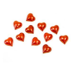 100 petites Jaune Nacré Cœurs Mariage Artisanat Table Confettis Scrapbooking