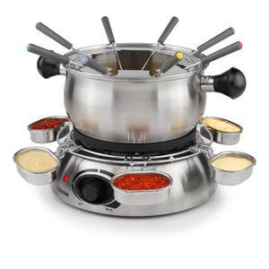 FONDUE ÉLECTRIQUE TRISTAR FO-1100 Appareil à fondue - Inox