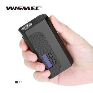 CIGARETTE ÉLECTRONIQUE WISMEC Luxotic MF Box VV MOD 100 W 7 ml Compatible