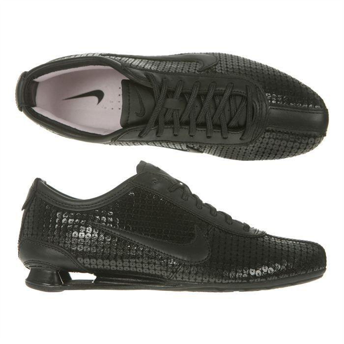 chaussure nike shox femme