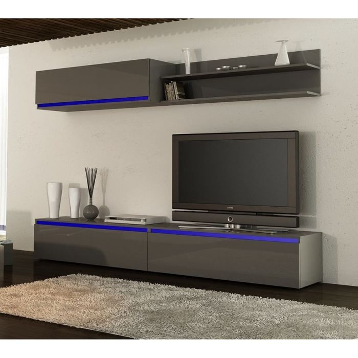 meuble bas tv suspendu mobilier sur enperdresonlapin. Black Bedroom Furniture Sets. Home Design Ideas