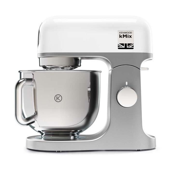 Robot Multifonction KENWOOD - KMX 750 WH - Cuisine & Préparation