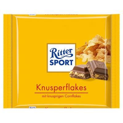 Ritter Sport Cornflakes [Tablette de 100g]