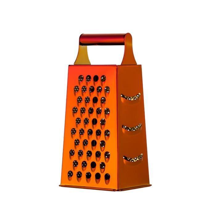 Ustensile de cuisine,Boîte multifonctionnelle pour éplucher l'ail, pommes de terre, couteau à éplucher - Type Rainbow NO.3