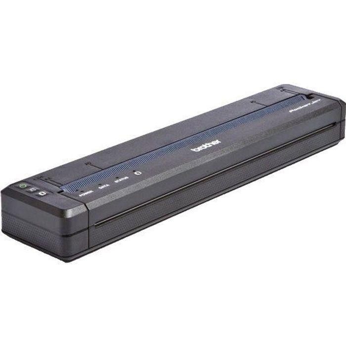 BROTHER Imprimante mobile PocketJet PJ-763 - Thermique - Monochrome - USB / Bluetooth - A4