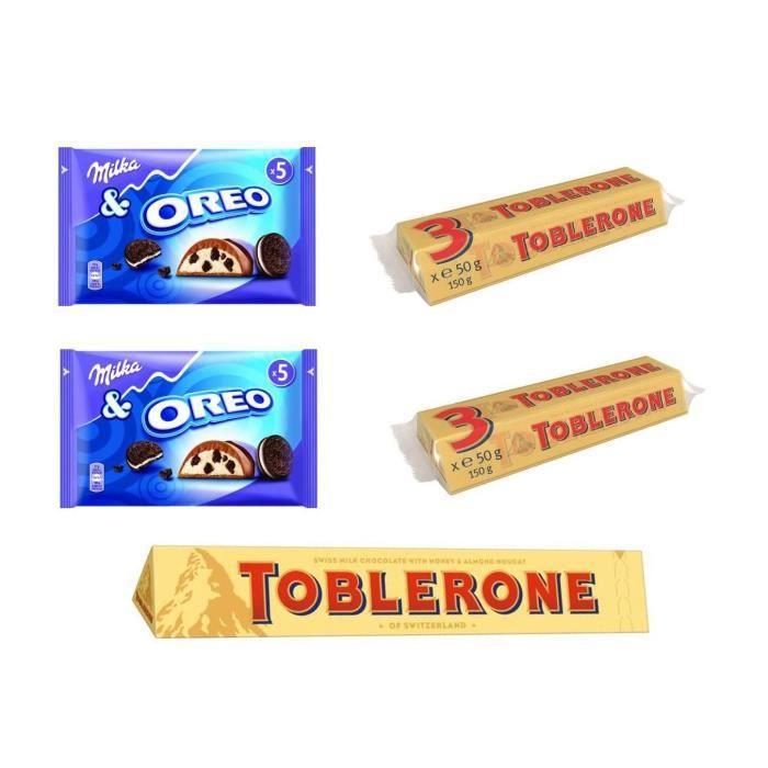 [LOT DE 2] Sélection gourmande de chocolats