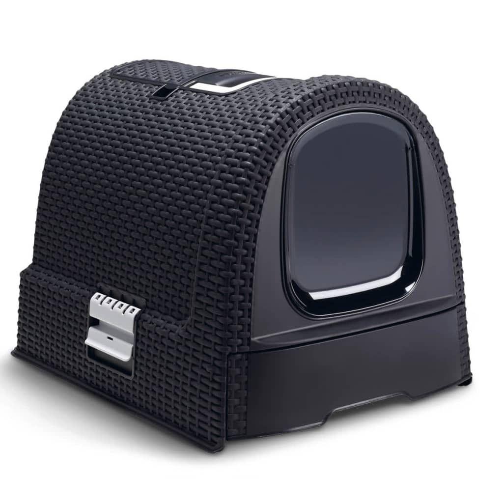 Maison de toilette chat curver