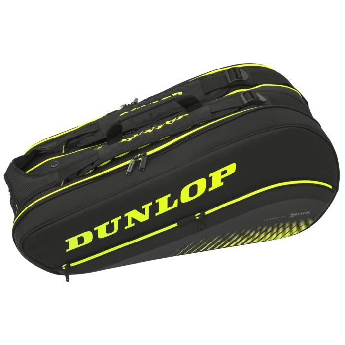 Sac Dunlop SX Performance Thermo 8R - Couleur:Noir Type Thermobag:9 raquettes