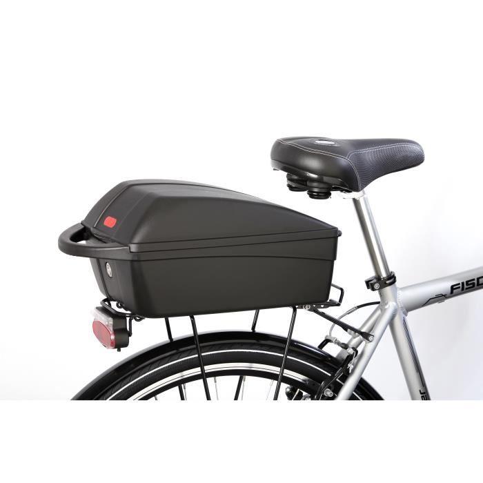 Coffre à bagage pour vélo