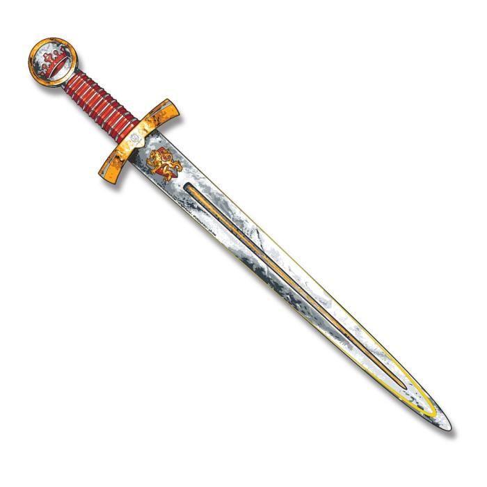 Epée Prince Cœur de Lion - Accessoire déguisement - LIONTOUCH