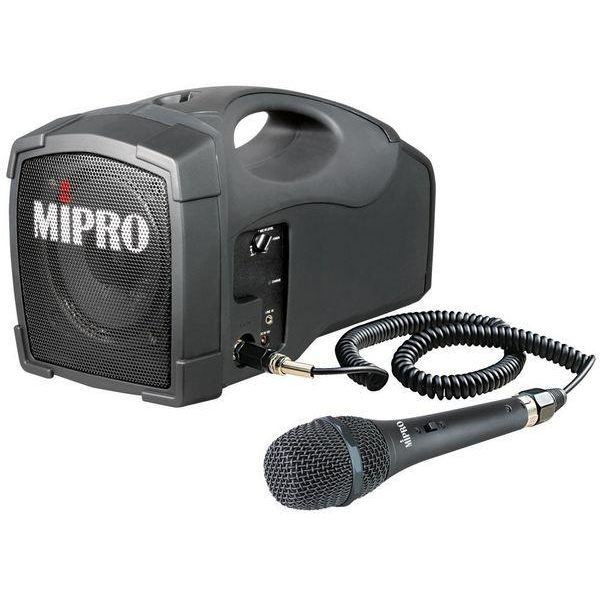 Enceinte + Microphone MA-101C