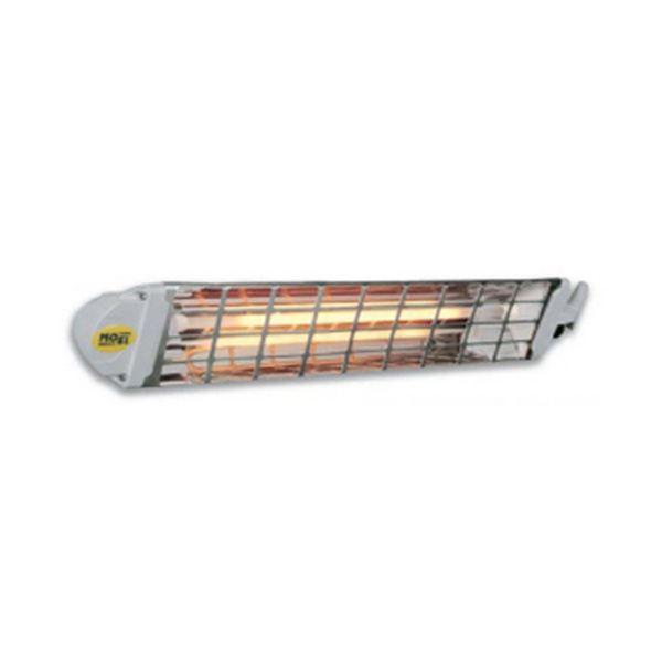 Chauffage extérieur infrarouge halogène 1200W
