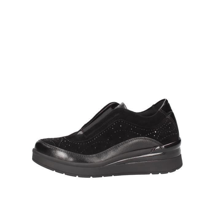 Stonefly 212085 chaussures de tennis Femme Noir