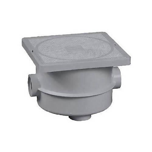 Boîte de connexion pour piscine cofies hayward - gris pâle