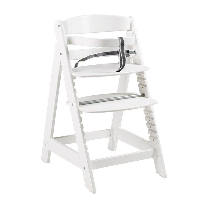 Chaise Haute Roba Sit Up Click blanc laqué 2018