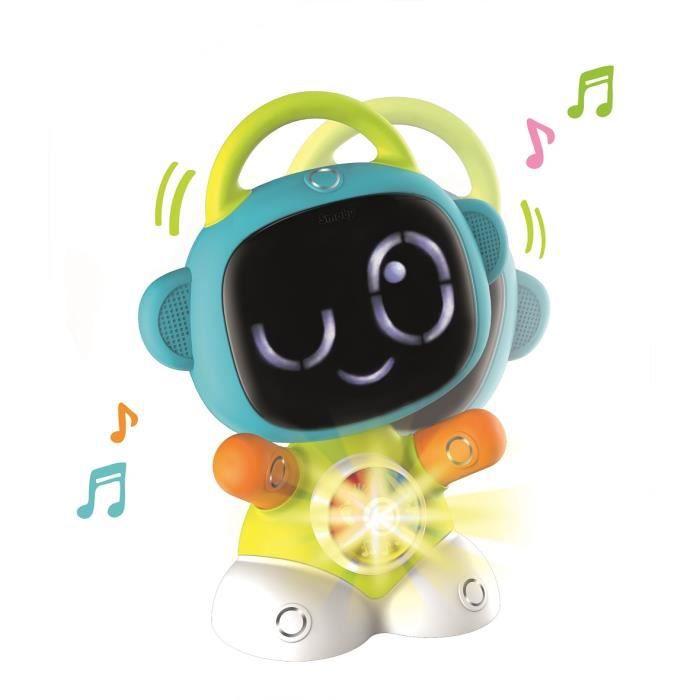 Smoby - Smart Robot Tic - Jeux D'éveil