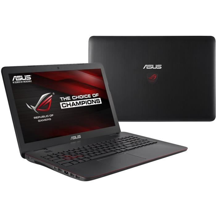asus pc portable gamer reconditionn g551jx dm343t cran. Black Bedroom Furniture Sets. Home Design Ideas