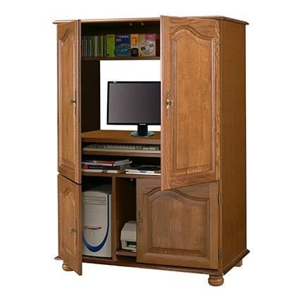 meuble multim dia 4 portes vence achat vente meuble tv meuble multim dia 4 portes cdiscount. Black Bedroom Furniture Sets. Home Design Ideas