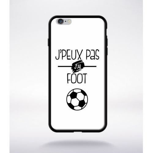 coque foot iphone 6