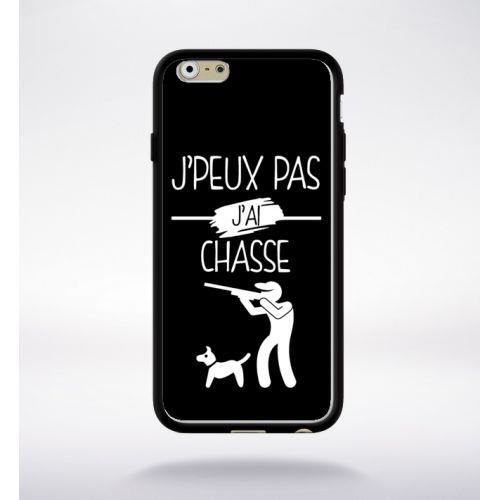 coque iphone 8 chasse