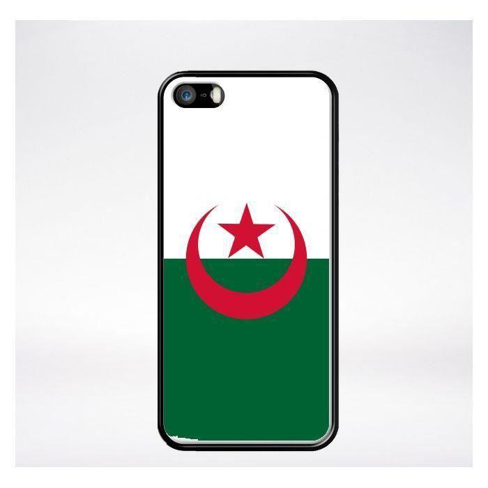 coque drapeau de l algerie 2 compatible iphone 5s